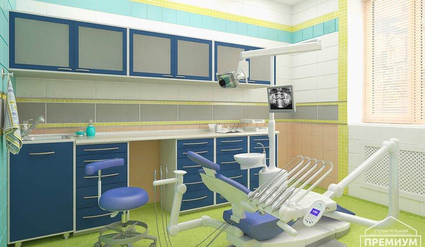 Ремонт стоматологического кабинета 23
