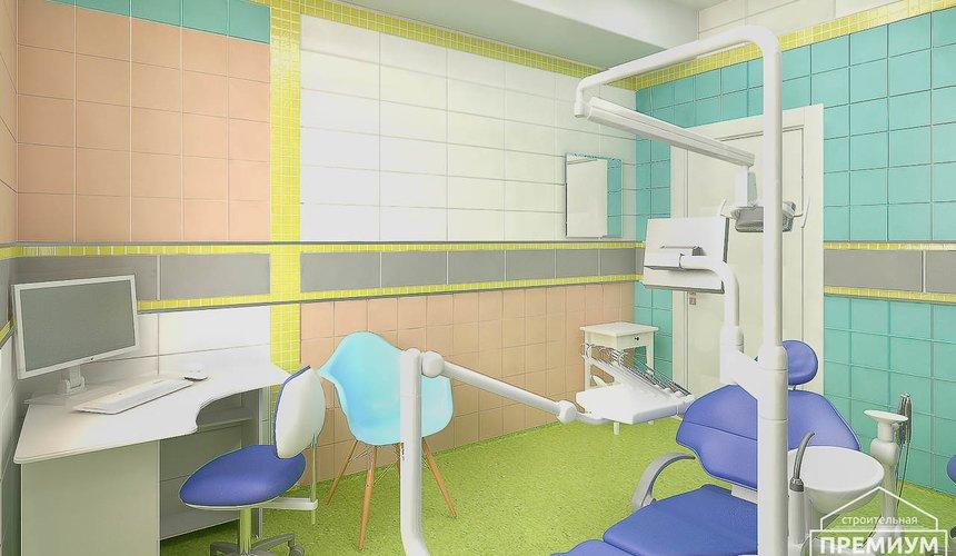 Ремонт стоматологического кабинета 25