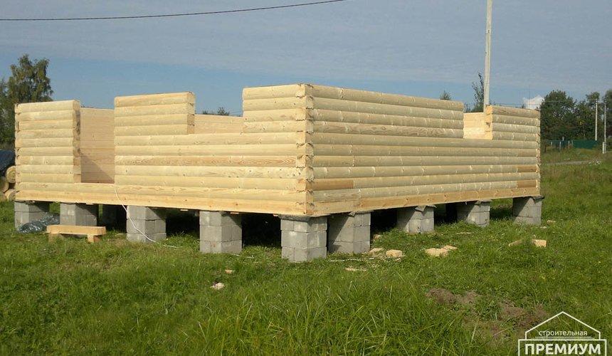 Строительство дома из бруса в Горном щите 3