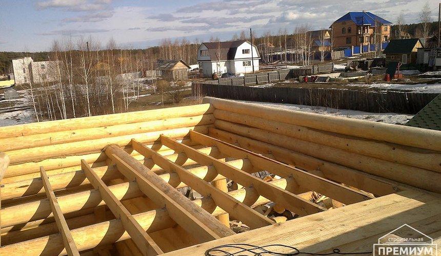 Строительство дома из бревна в Балтыме 15