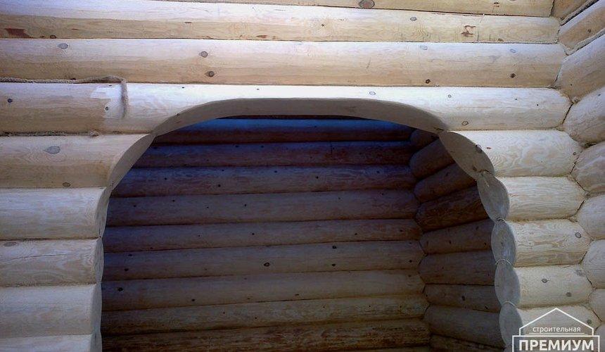Строительство дома из бревна в Балтыме 7
