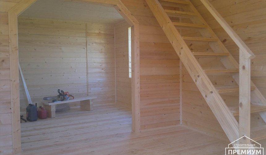 Строительство дома из бруса в Горном щите 8