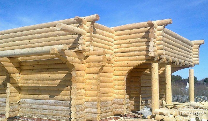 Строительство дома из бревна в Балтыме 5