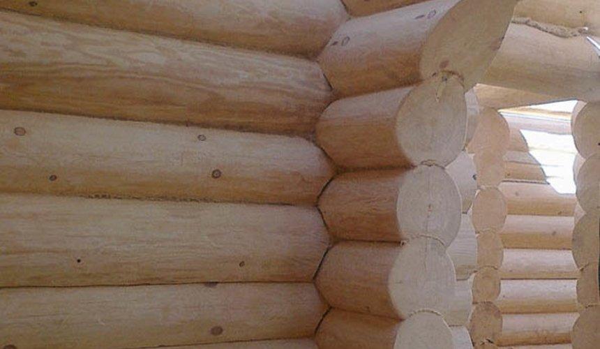 Строительство дома из бревна в Балтыме 6
