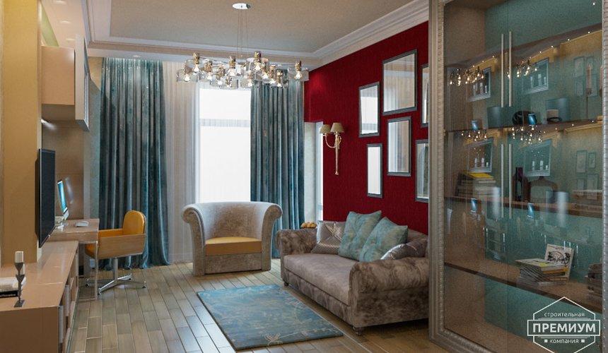 Ремонт и дизайн интерьера трехкомнатной квартиры по ул. Малогородская 4 47