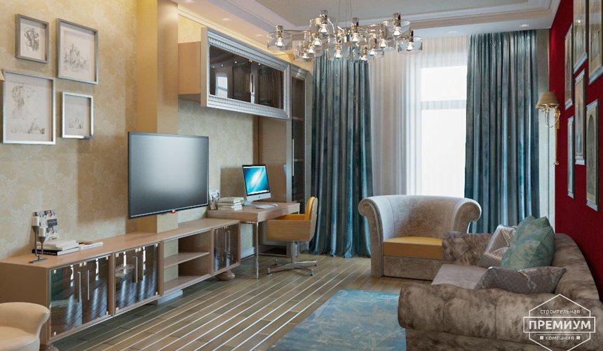 Ремонт и дизайн интерьера трехкомнатной квартиры по ул. Малогородская 4 48