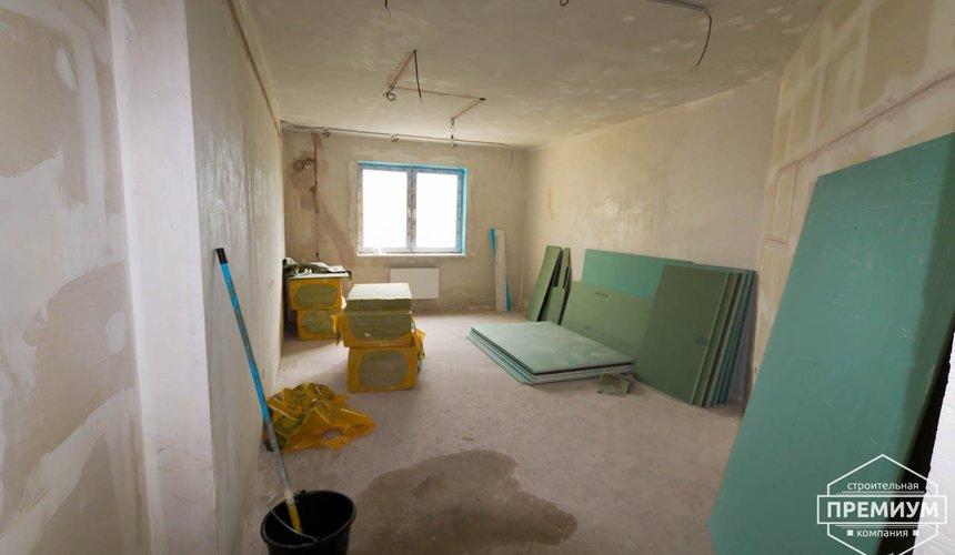 Ремонт и дизайн интерьера трехкомнатной квартиры по ул. Авиационная 16 21