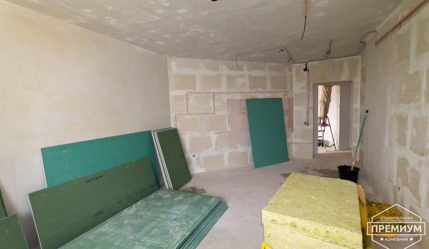 Ремонт и дизайн интерьера трехкомнатной квартиры по ул. Авиационная 16 22