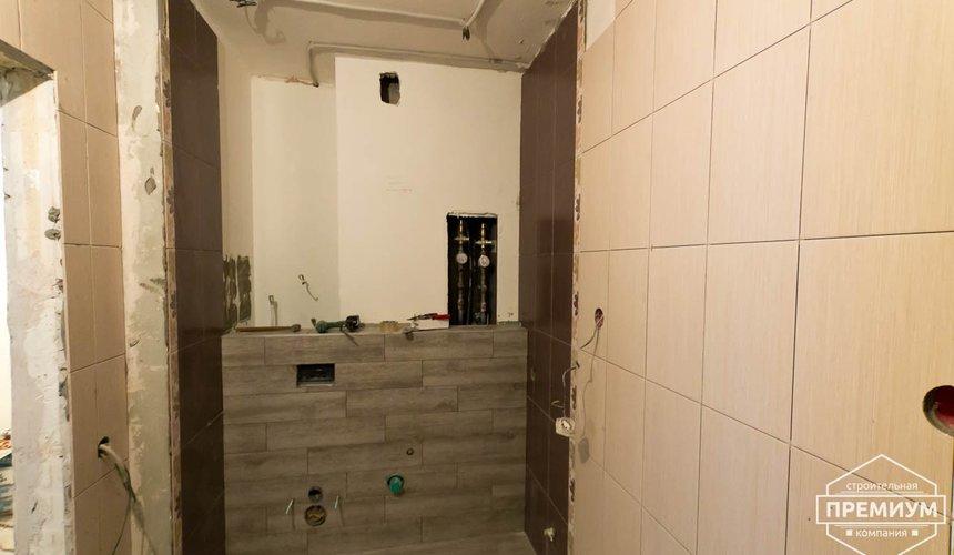 Ремонт и дизайн интерьера трехкомнатной квартиры по ул. Авиационная 16 45