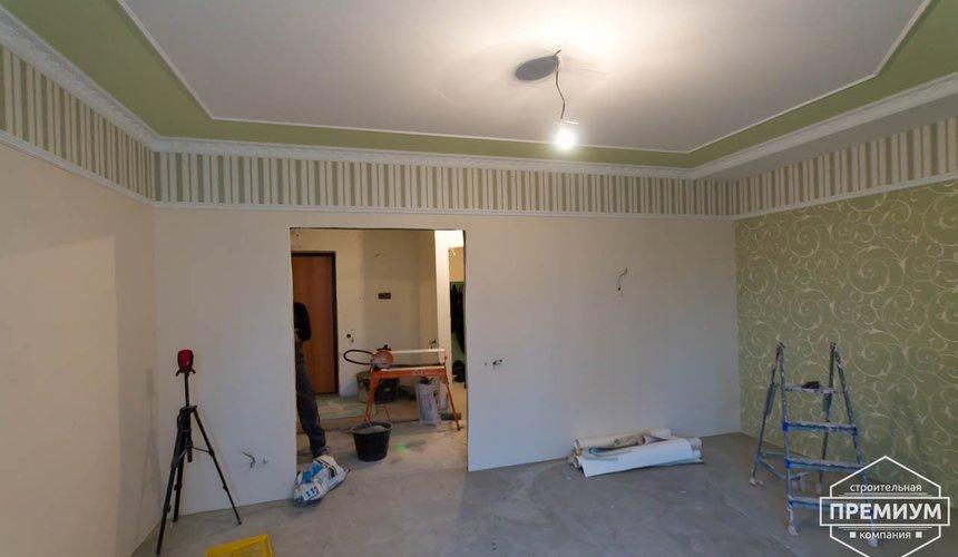 Ремонт и дизайн интерьера трехкомнатной квартиры по ул. Авиационная 16 47