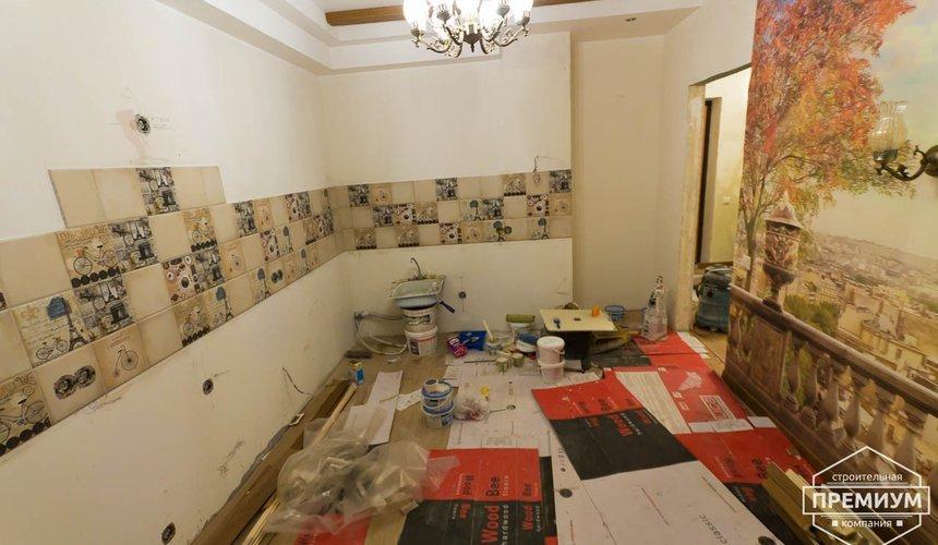 Ремонт и дизайн интерьера трехкомнатной квартиры по ул. Авиационная 16 56