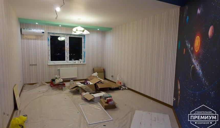 Ремонт и дизайн интерьера трехкомнатной квартиры по ул. Авиационная 16 57