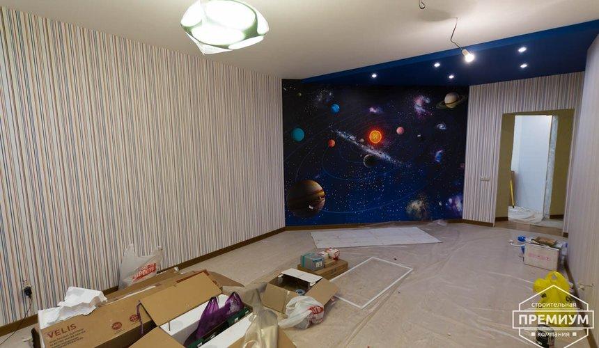 Ремонт и дизайн интерьера трехкомнатной квартиры по ул. Авиационная 16 58