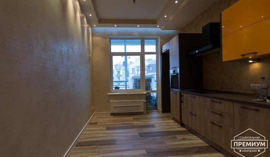 Ремонт и дизайн интерьера трехкомнатной квартиры по ул. Малогородская 4 2