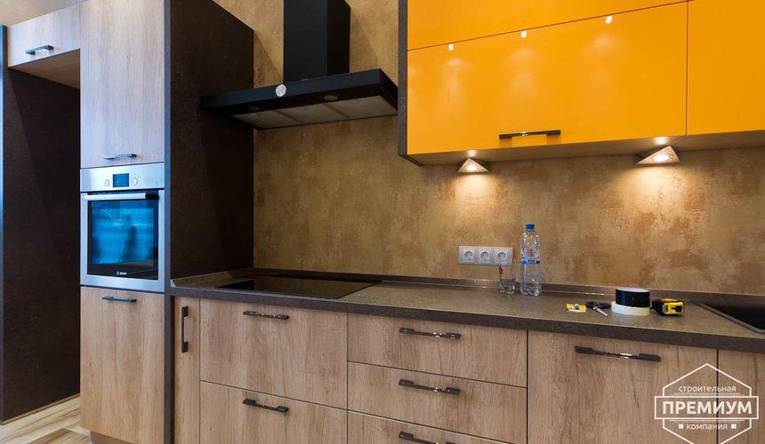 Ремонт и дизайн интерьера трехкомнатной квартиры по ул. Малогородская 4 4