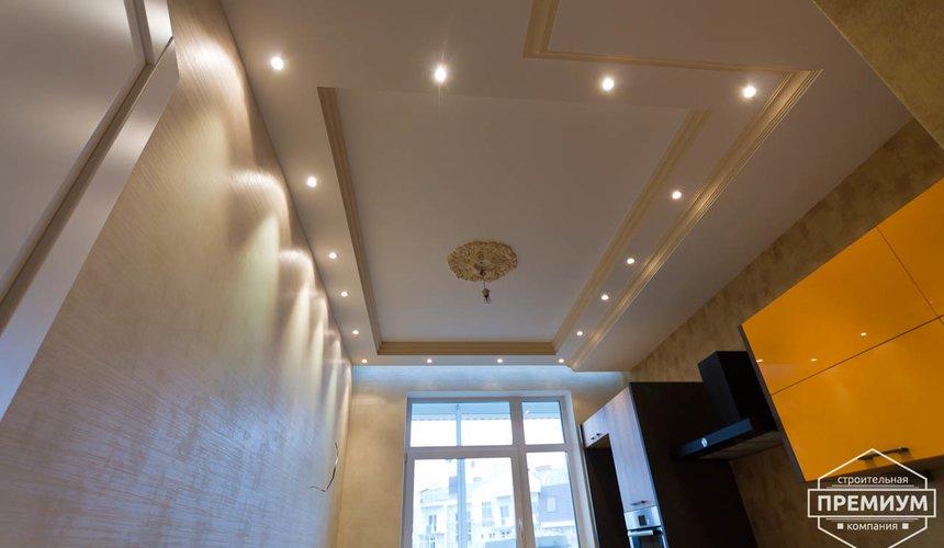 Ремонт и дизайн интерьера трехкомнатной квартиры по ул. Малогородская 4 5