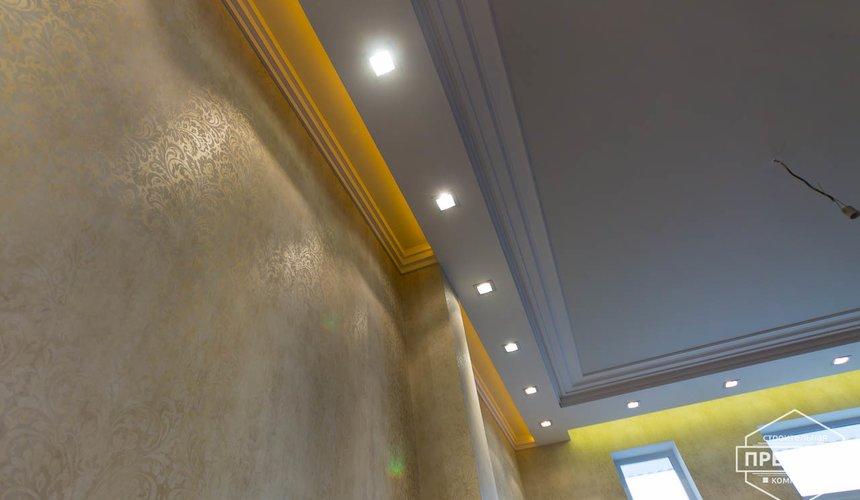 Ремонт и дизайн интерьера трехкомнатной квартиры по ул. Малогородская 4 17