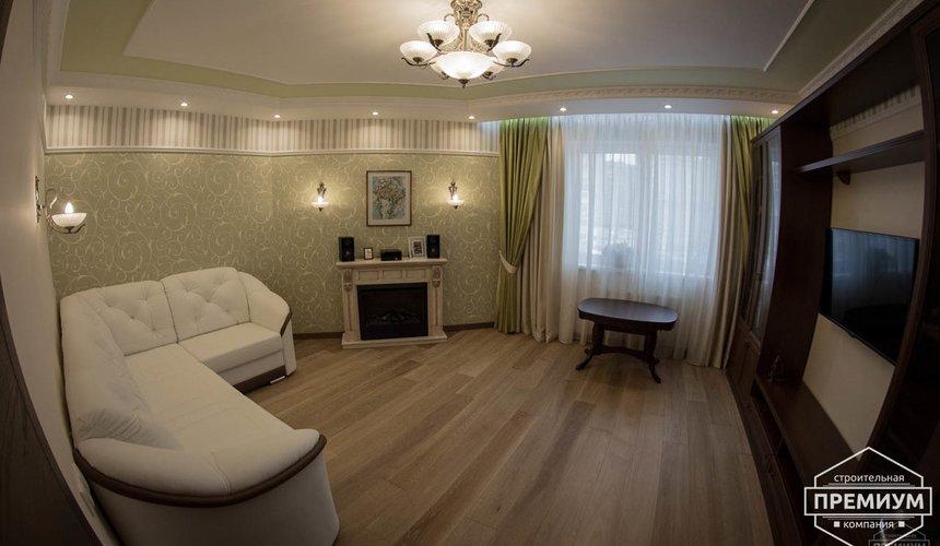 Ремонт и дизайн интерьера трехкомнатной квартиры по ул. Авиационная 16 1