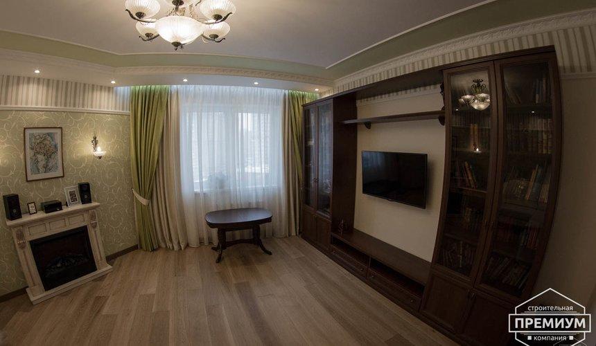 Ремонт и дизайн интерьера трехкомнатной квартиры по ул. Авиационная 16 3