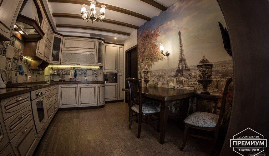 Ремонт и дизайн интерьера трехкомнатной квартиры по ул. Авиационная 16 11