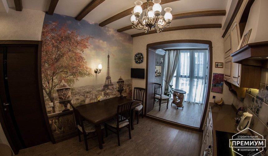 Ремонт и дизайн интерьера трехкомнатной квартиры по ул. Авиационная 16 12