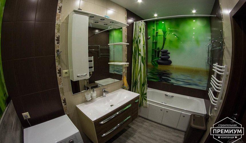 Ремонт и дизайн интерьера трехкомнатной квартиры по ул. Авиационная 16 15