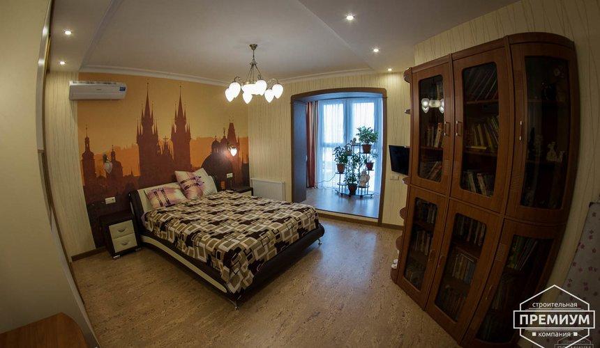 Ремонт и дизайн интерьера трехкомнатной квартиры по ул. Авиационная 16 18