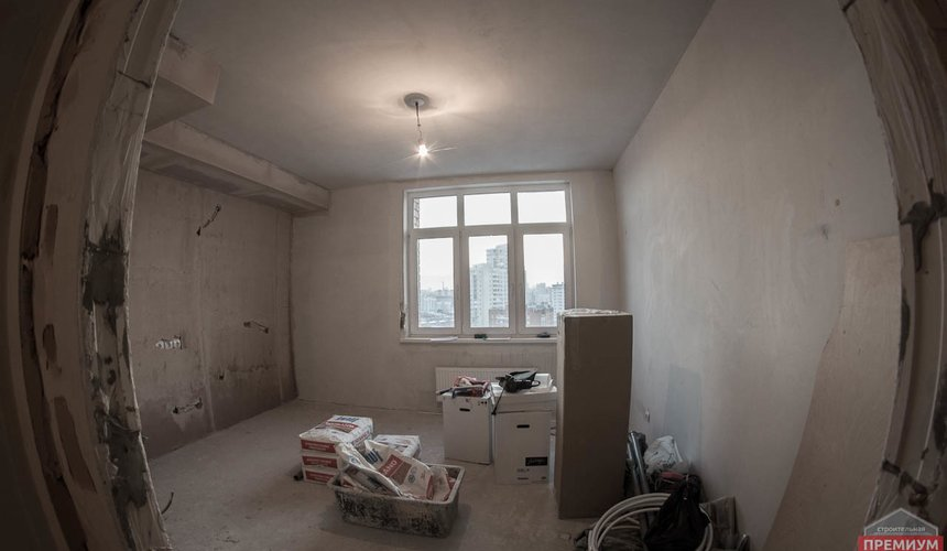 Ремонт трехкомнатной квартиры по ул. Машинная 44 25