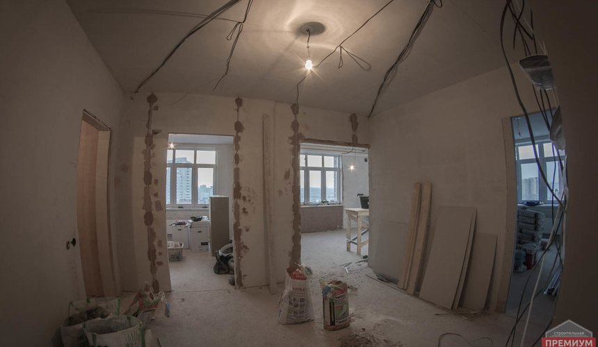 Ремонт трехкомнатной квартиры по ул. Машинная 44 26