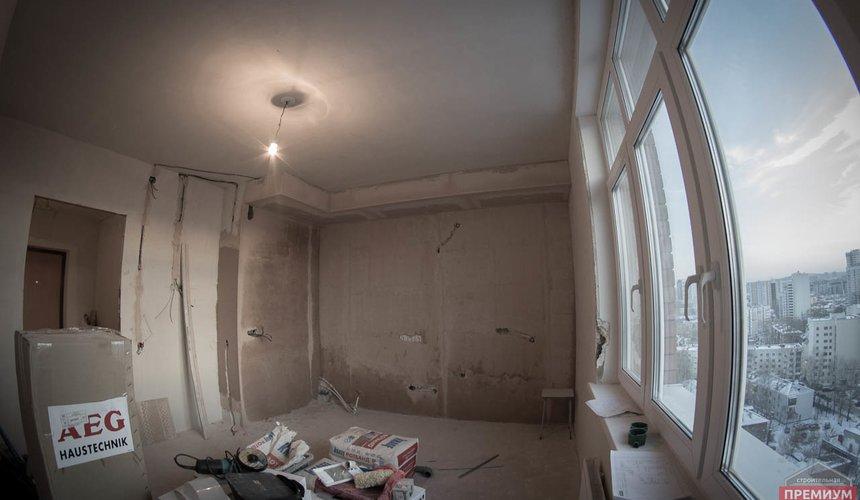 Ремонт трехкомнатной квартиры по ул. Машинная 44 28