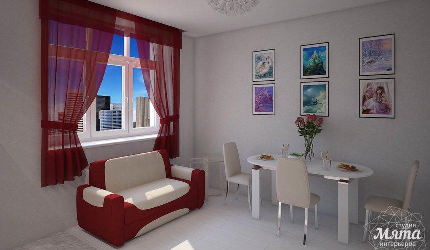 Ремонт трехкомнатной квартиры по ул. Машинная 44 53