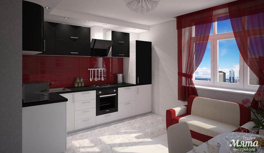 Ремонт трехкомнатной квартиры по ул. Машинная 44 56