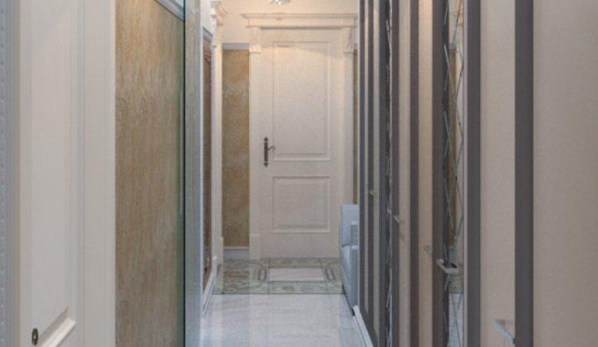 Ремонт и дизайн интерьера трехкомнатной квартиры по ул. Малогородская 4 55