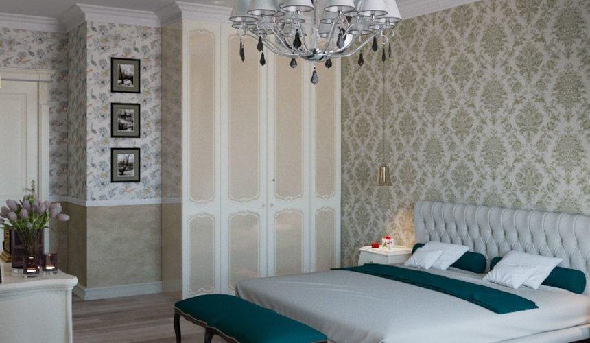 Ремонт и дизайн интерьера трехкомнатной квартиры по ул. Малогородская 4 57