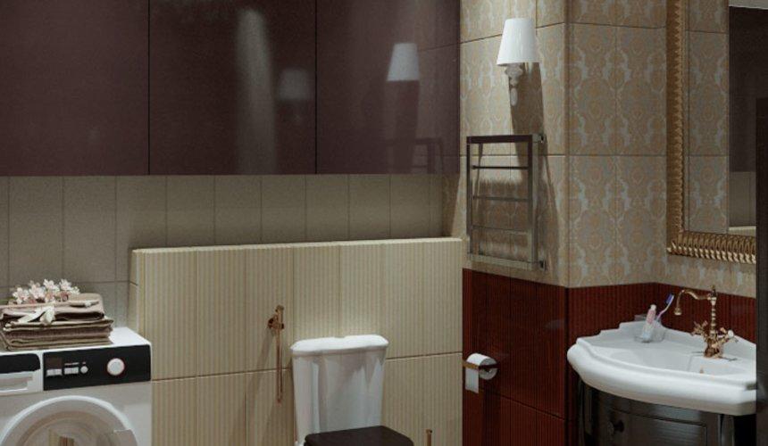 Ремонт и дизайн интерьера трехкомнатной квартиры по ул. Малогородская 4 42