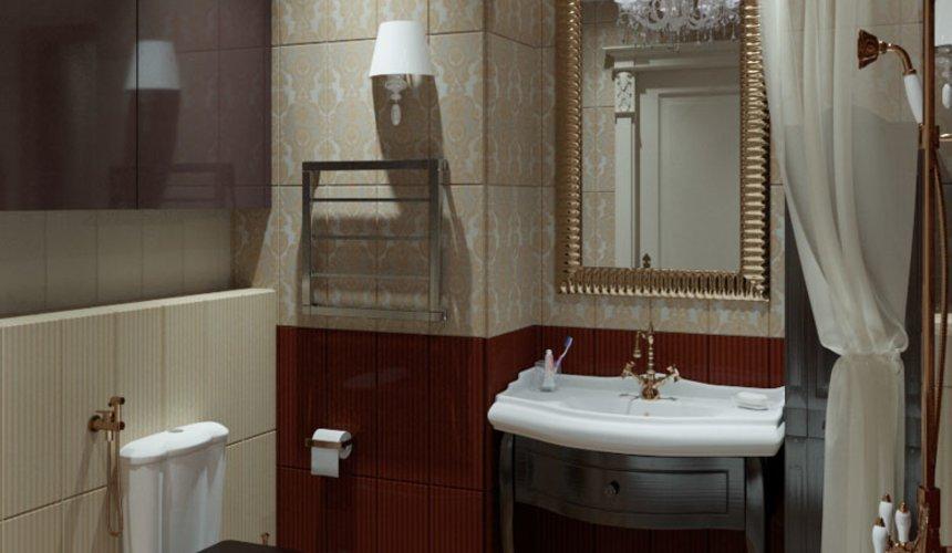 Ремонт и дизайн интерьера трехкомнатной квартиры по ул. Малогородская 4 45