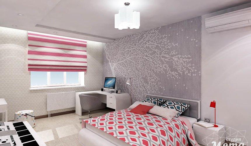 Ремонт и дизайн интерьера трехкомнатной квартиры по ул. Авиационная 16 80