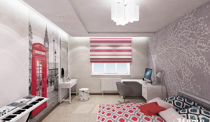 Ремонт и дизайн интерьера трехкомнатной квартиры по ул. Авиационная 16 81