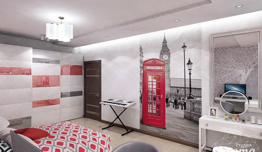 Ремонт и дизайн интерьера трехкомнатной квартиры по ул. Авиационная 16 82