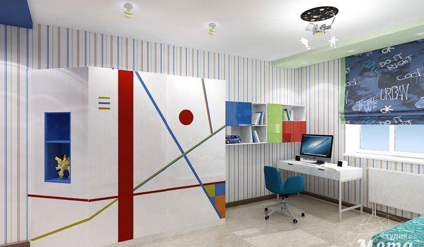 Ремонт и дизайн интерьера трехкомнатной квартиры по ул. Авиационная 16 89