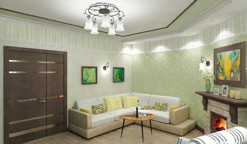 Ремонт и дизайн интерьера трехкомнатной квартиры по ул. Авиационная 16 69