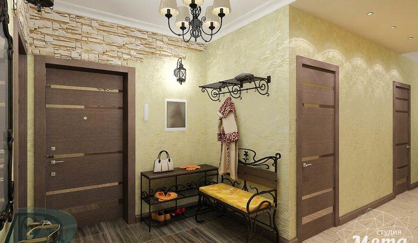 Ремонт и дизайн интерьера трехкомнатной квартиры по ул. Авиационная 16 75