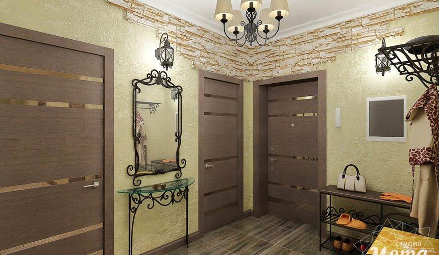Ремонт и дизайн интерьера трехкомнатной квартиры по ул. Авиационная 16 76