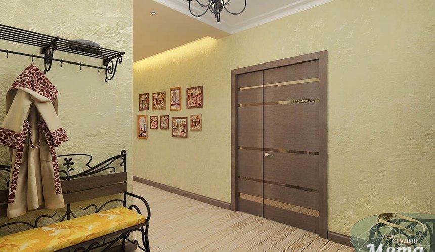 Ремонт и дизайн интерьера трехкомнатной квартиры по ул. Авиационная 16 77