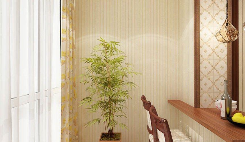 Ремонт и дизайн интерьера трехкомнатной квартиры по ул. Авиационная 16 66