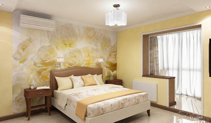 Ремонт и дизайн интерьера трехкомнатной квартиры по ул. Авиационная 16 83