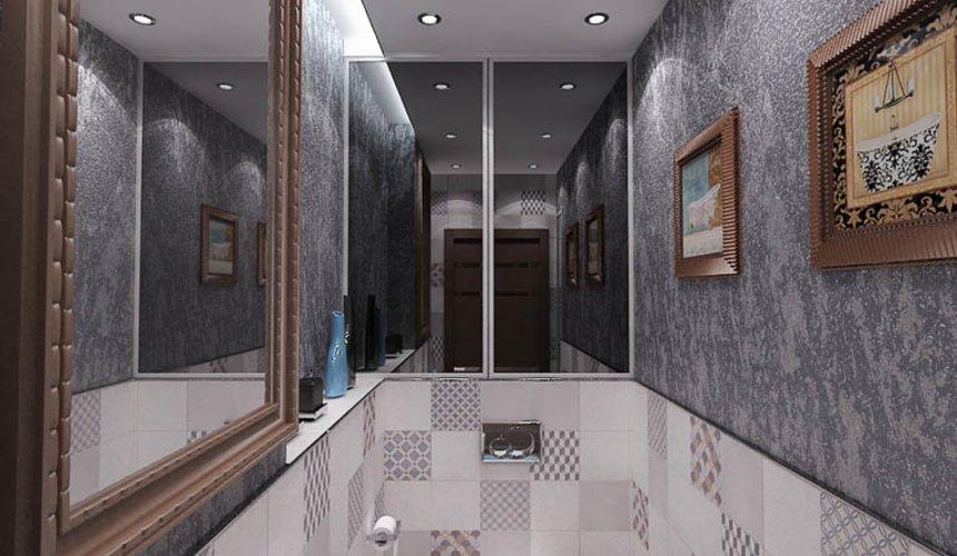 Ремонт и дизайн интерьера трехкомнатной квартиры по ул. Авиационная 16 95