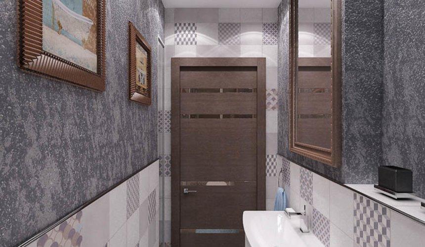 Ремонт и дизайн интерьера трехкомнатной квартиры по ул. Авиационная 16 96
