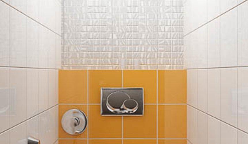 Ремонт и дизайн интерьера ванной по ул. Крауля 68 11