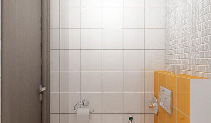 Ремонт и дизайн интерьера ванной по ул. Крауля 68 12